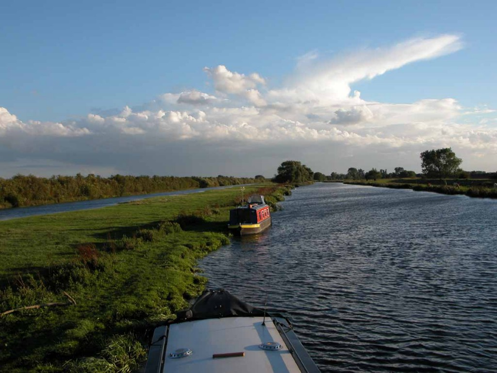 River Great Ouse near Over