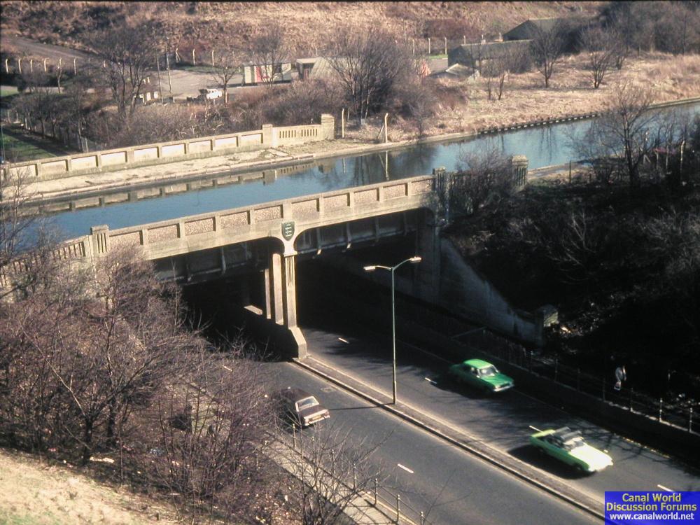 North Circular aqueduct (1978)