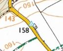 Trig point near Stathern