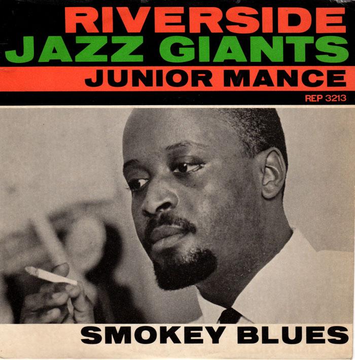 Smoking hep cat Junior Mance