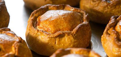A Melton Mowbray pie