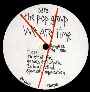 Pop Group label