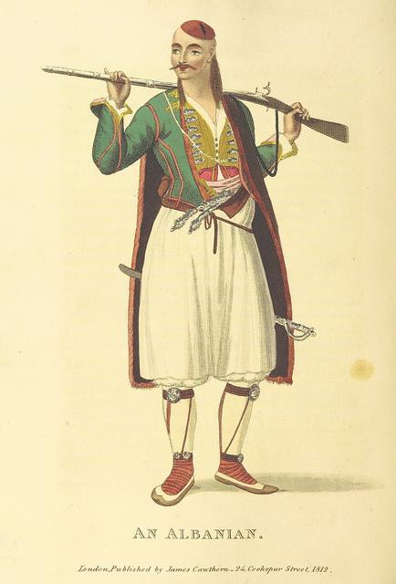 Albanian man (1813)