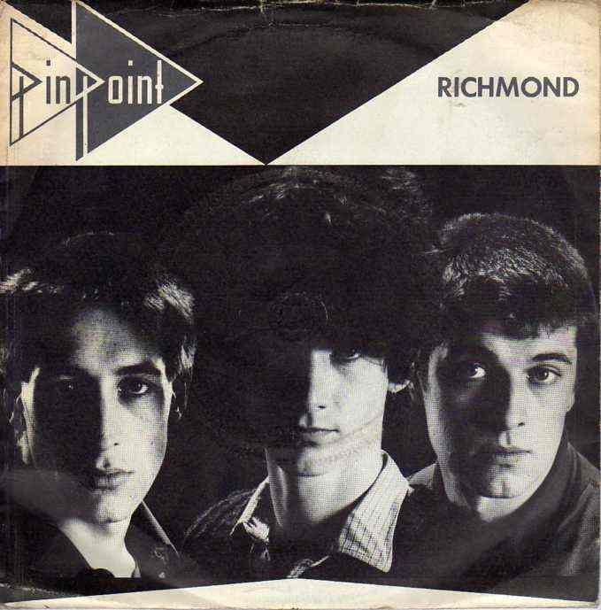 Richmond single cover