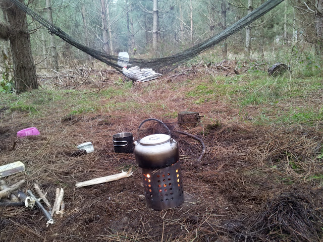 Wild Tea Camp