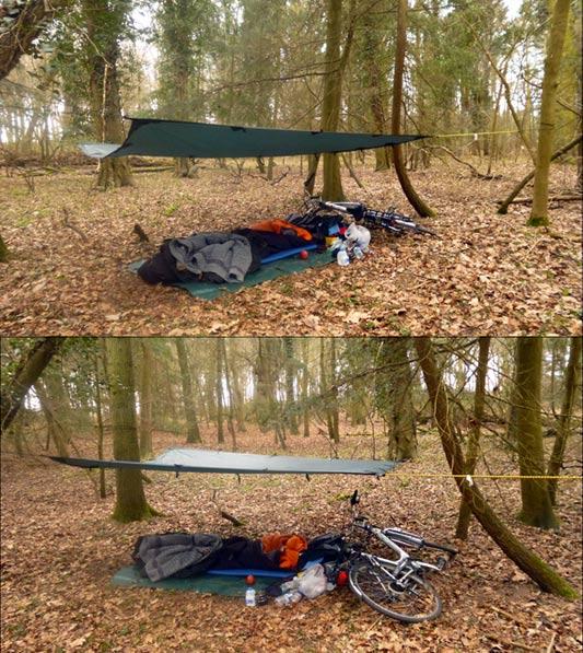 Camp set-up