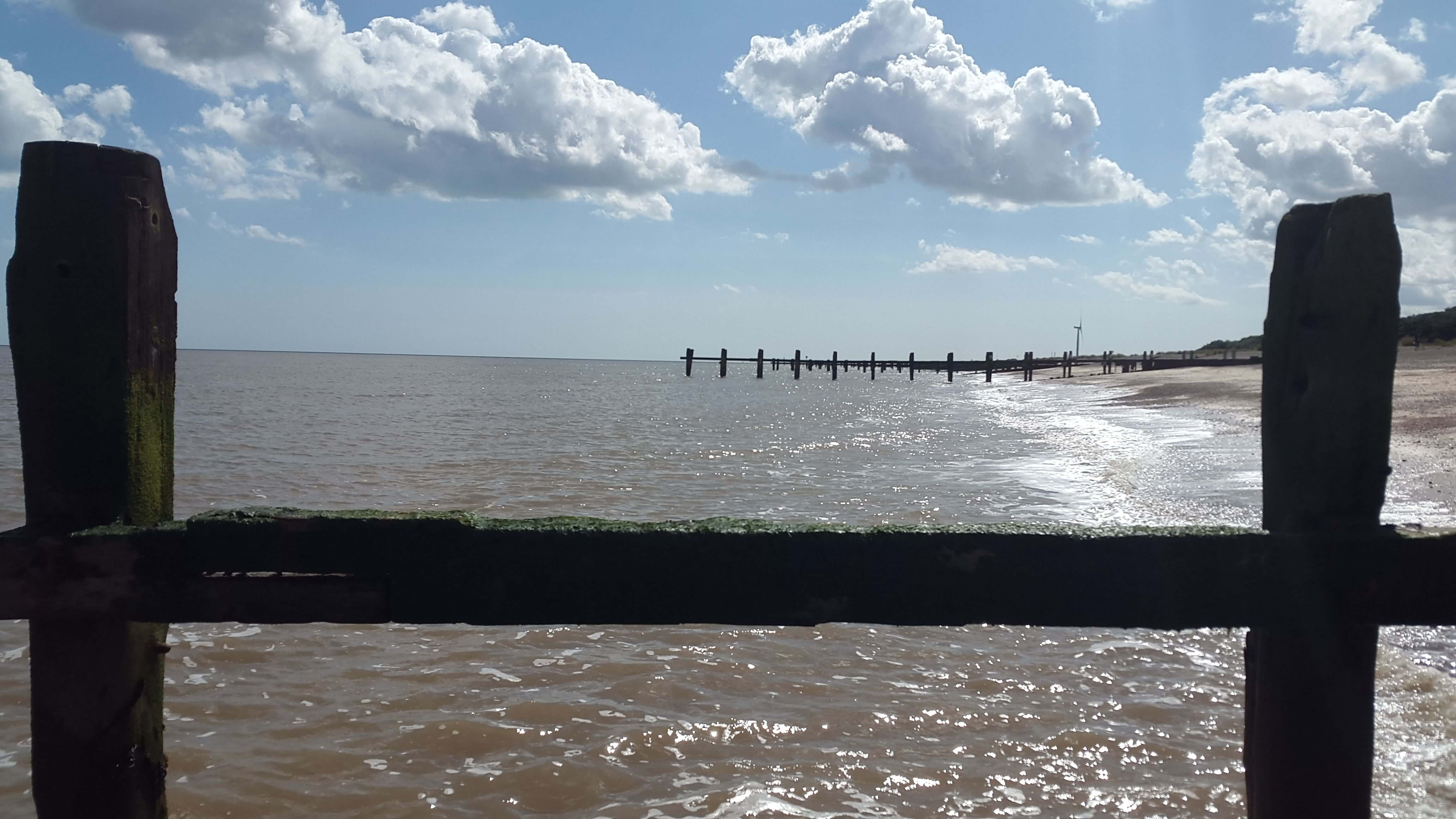 Grand Norfolk Hike stage 17 – From Lowestoft to Great Yarmouth