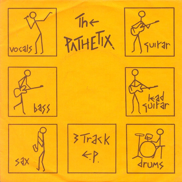 The Pathetix single cover