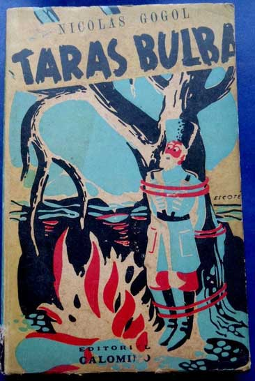 "Argentine edition of ""Taras Bulba"", 1946"
