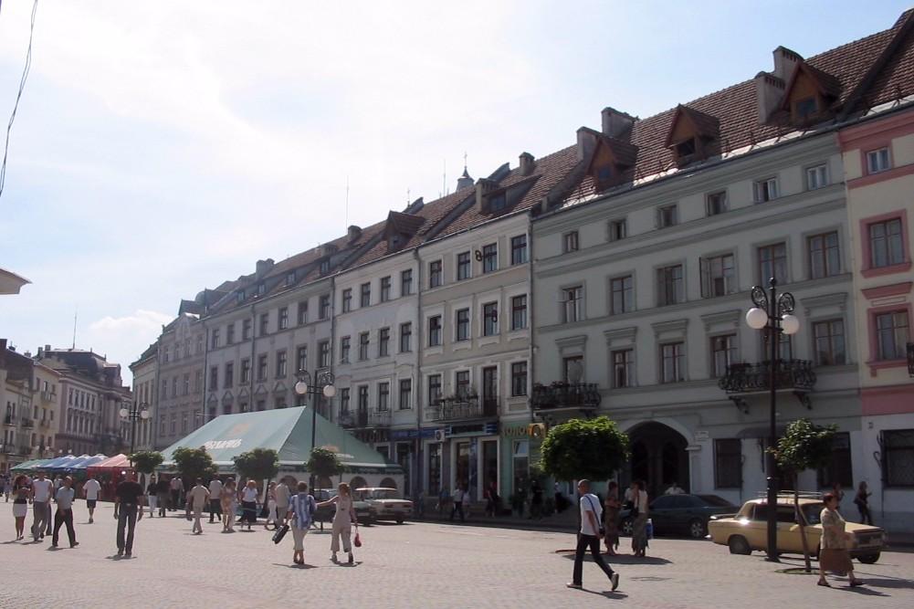 Market Square, Ivano-Frankivsk