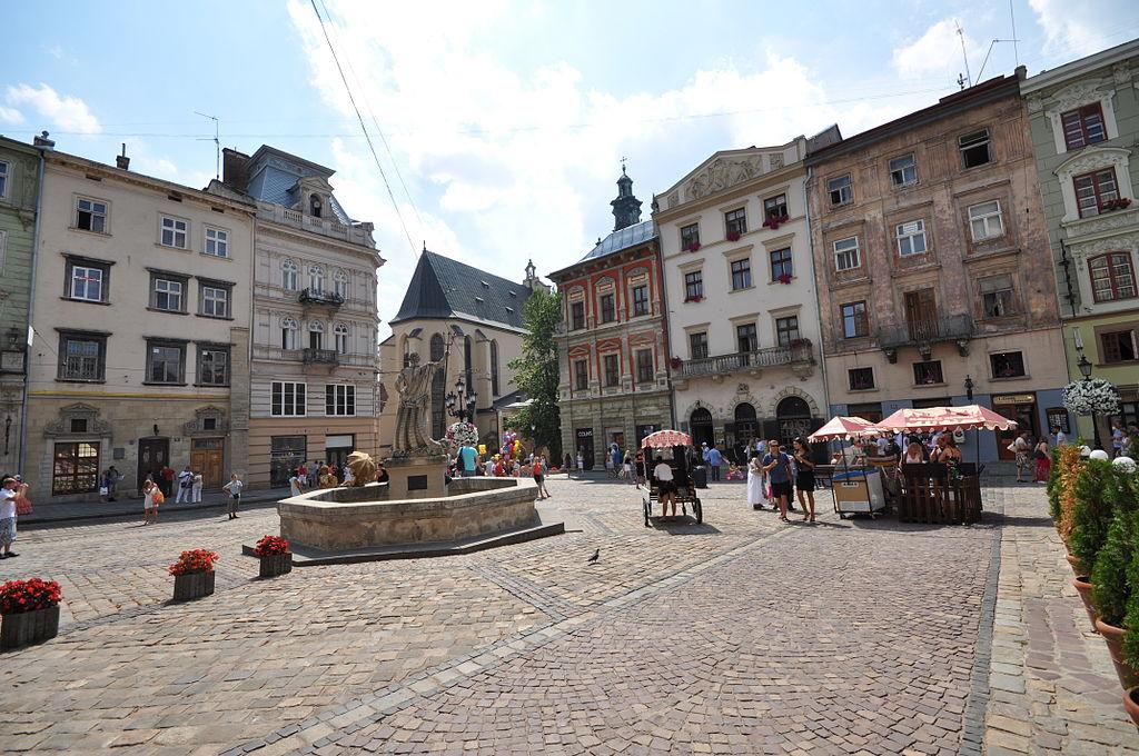 Rynok Square - Lviv