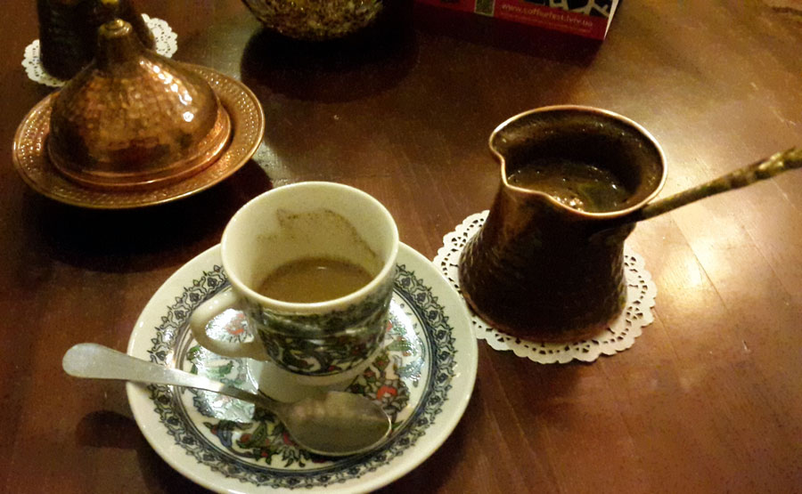 Crimean coffee