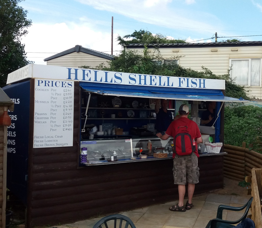 Hells Shells Fish bar