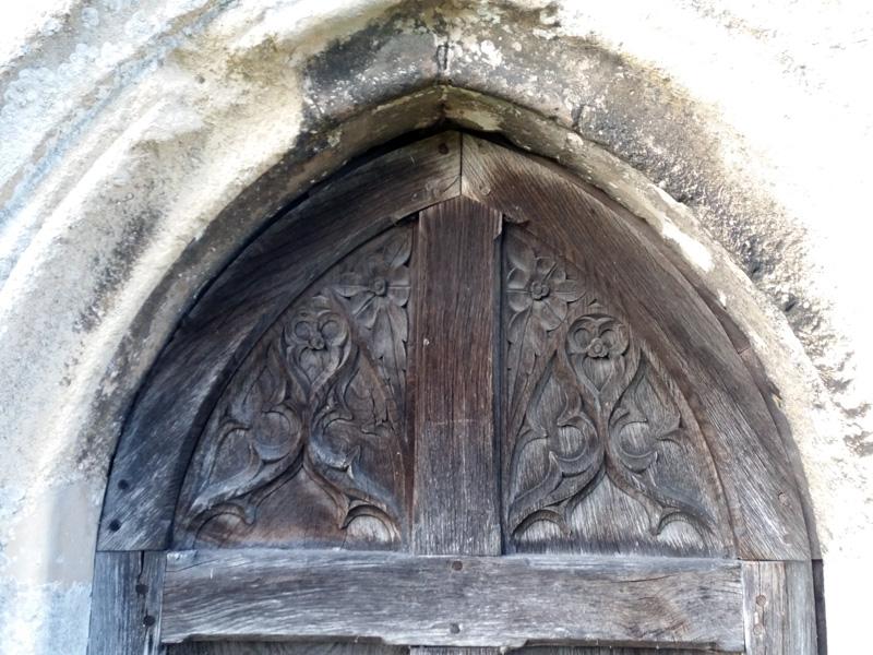 Back door detail
