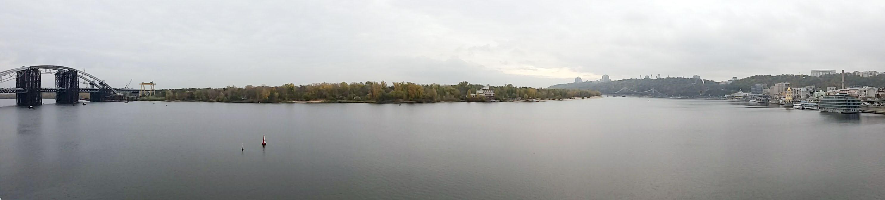 dnieper view