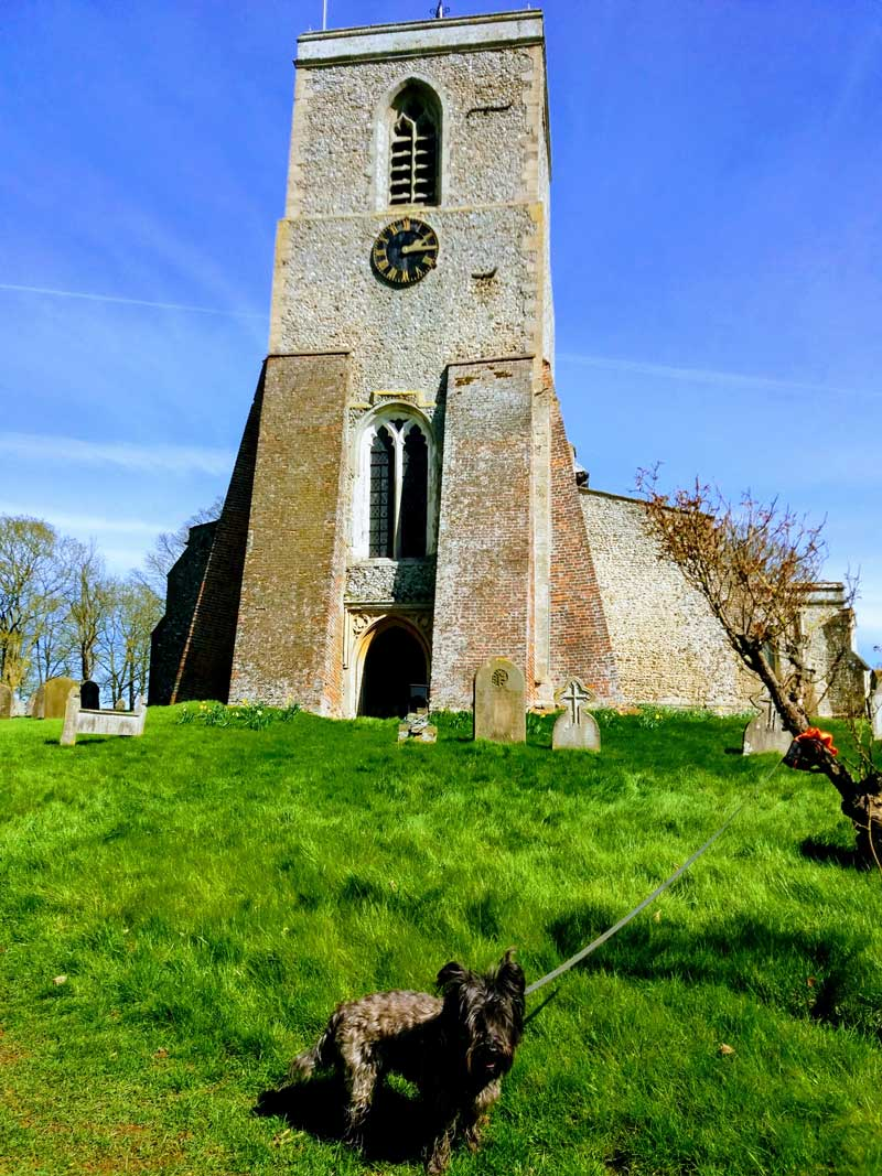 Wallington church