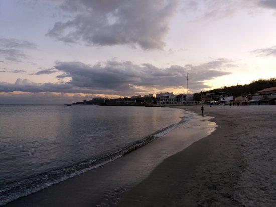Odesa beach