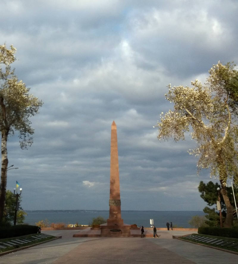 Monument to an Unknown Sailor
