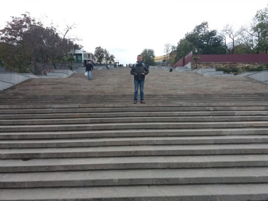 On the Potemkin Stairs