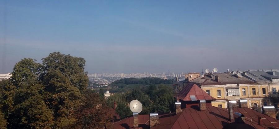 Zhytomyrska view