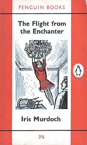 Flight from the Enchanter cover