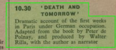 BBC 1942 adaptation