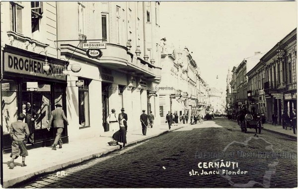 Iancu Flondor street
