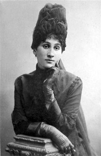 Maria Zankovetska