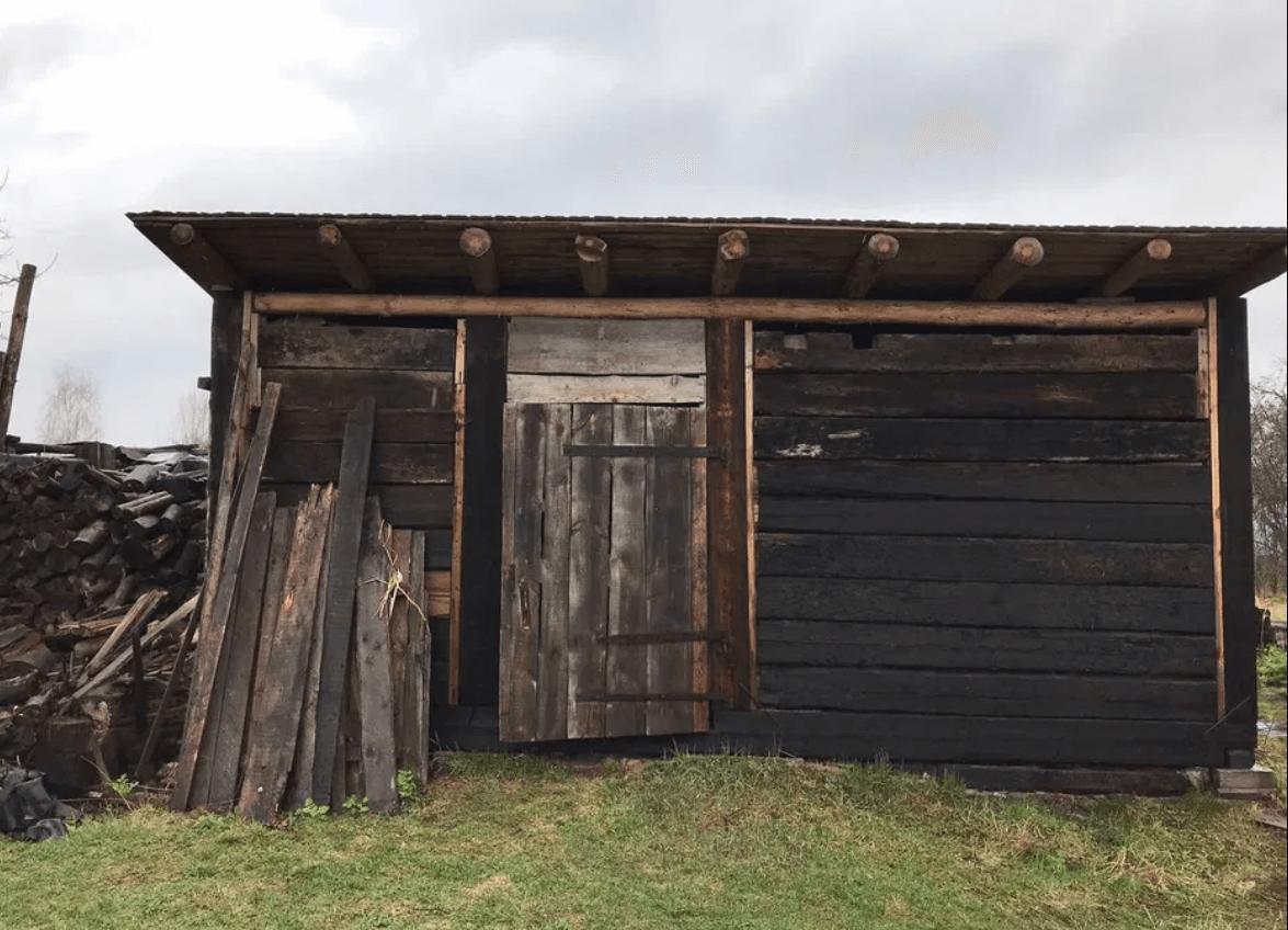 Nedanchychi shed